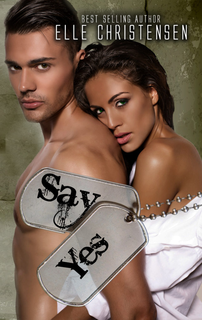 Book Cover: Say Yes