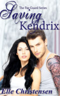 Saving Kendrix Cover Reveal & Release Date!