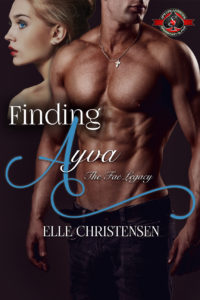 Book Cover: Finding Ayva: Special Force Operation Alpha (Kindle Worlds Novella) (The Fae Legacy #1)