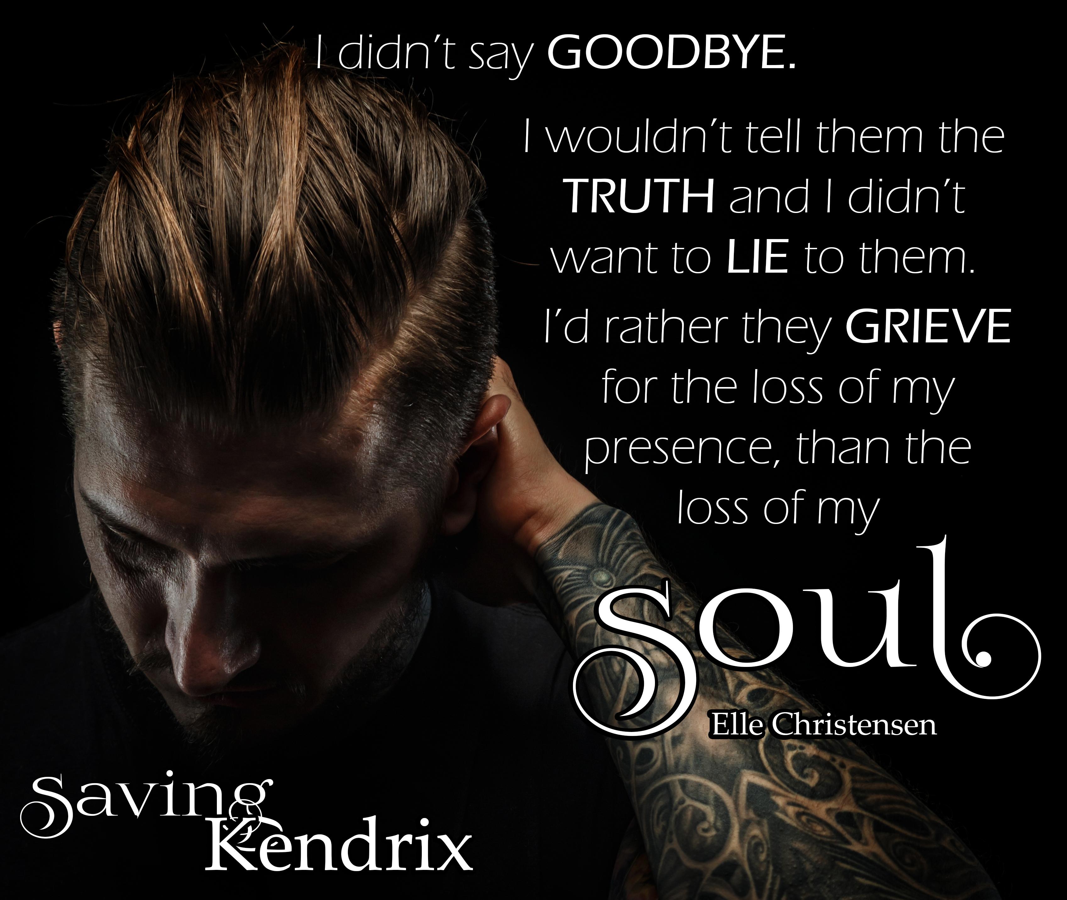 Kendrix soul teaser
