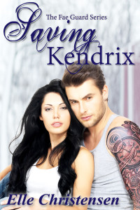 Book Cover: Saving Kendrix